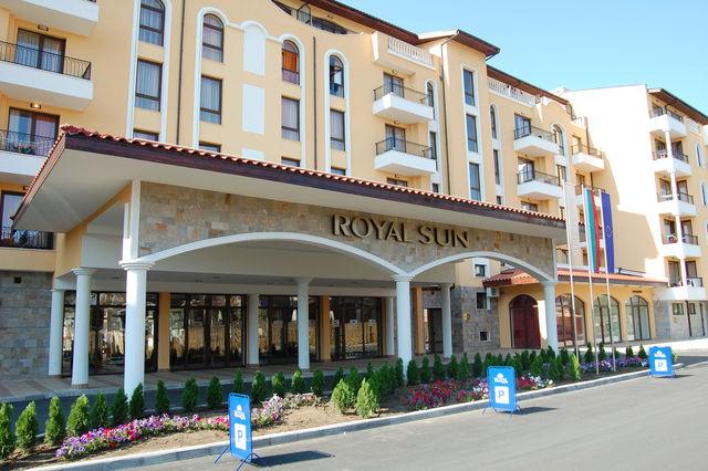 Роял Сън апарт хотел - Royal Sun