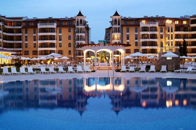 Royal Sun Apartments - Pool